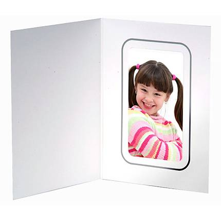 Fujifilm Wide Format Folder for FujiInstax - Vertical Orientation (100 Piece