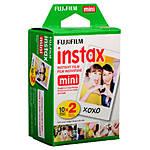 Fujifilm Instax Mini Film Twin Pack (20 Pictures)