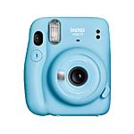 Fujifilm Instax Mini 11 Instant Print Film Camera (Sky Blue)