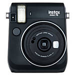 Fujifilm Instax Mini 70 Camera - Midnight Black