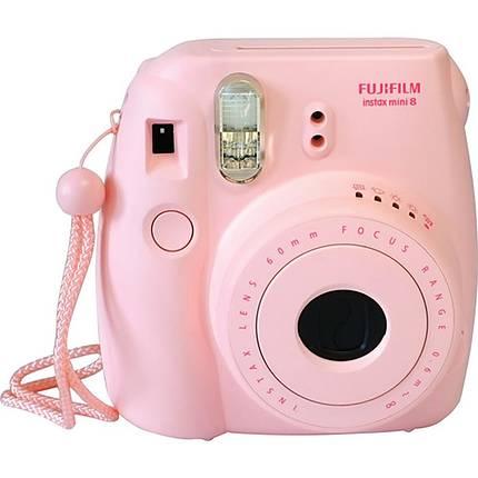 Fujifilm Instax Mini 8 Instant Film Camera - Pink