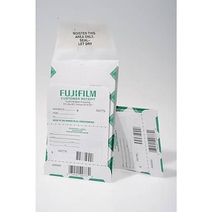 Fujifilm Pre-Paid Processing Mailer 36 Exp(or 120) E-6/FujiChrome/Ektachrome