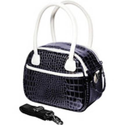 Fujifilm Instax Camera Fashion Bowler Bag (Blue)