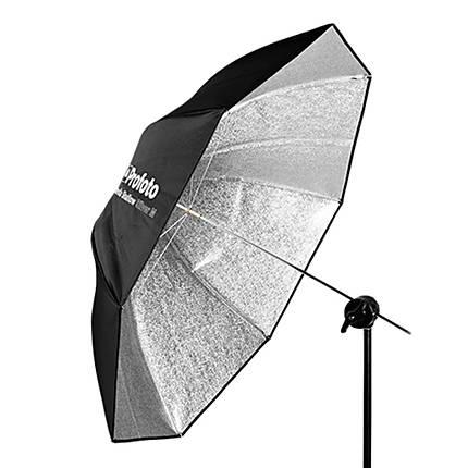 Profoto Umbrella Shallow Silver M (105cm/41)