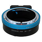Fotodiox Pro Lens Mount Adapter - Canon FD  and  FL 35mm SLR lens to Sony E