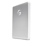 G-Technology 1TB G-DRIVE Mobile USB-C Portable External Hard Drive -Silver