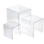 Gibson Clear Acrylic Shelfs For Store Display