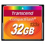Transcend 32GB 133x Compact Flash Card