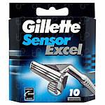 Gillette Senser Blades 10pk