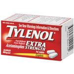 Tylenol Extra Strength Caplets 24ct