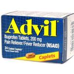Advil Caplets 24ct