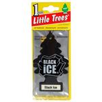 Little Tree Black Ice Air Freshner Single Pack