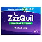 ZzzQuil Sleep-Aid 12ct LiquiGels