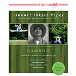 Hahnemuehle Bamboo 290 gsm 17x22 25 Sheets