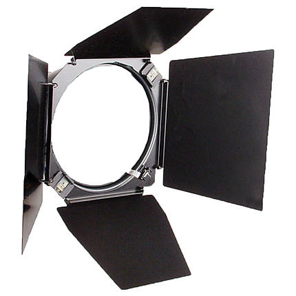 Hensel 4-Wing Barn Door for 9 Inch Reflector