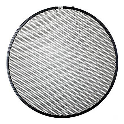 Hensel Honeycomb Grid Round Black No. 4 for 12 Inch Reflector
