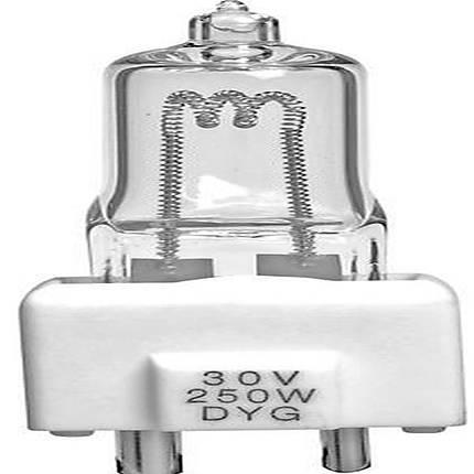 Eiko DYG  30V 250W 3400 KELVIN LAMP