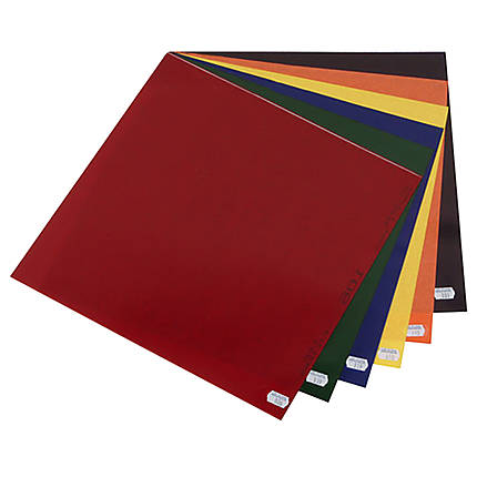 LEE Filters Color Effects Lighting Filter Pack - 12 Sheets
