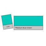 LEE Filters Medium Blue Green Lighting Effect Gel Filter