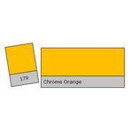 LEE Filters 21 X 24 Inch Sheet Chrome Orange Lighting Effect Gel Filter