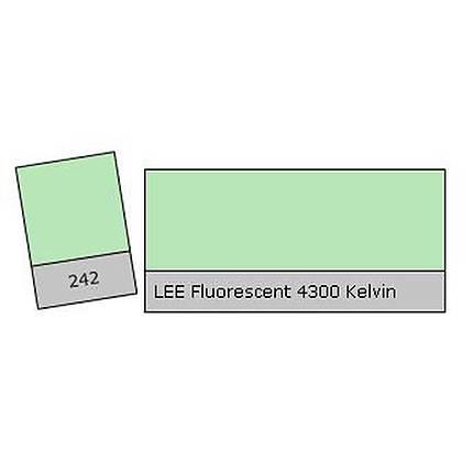 LEE Filters Fluorescent 4300k Lighting Correction Gel Filter