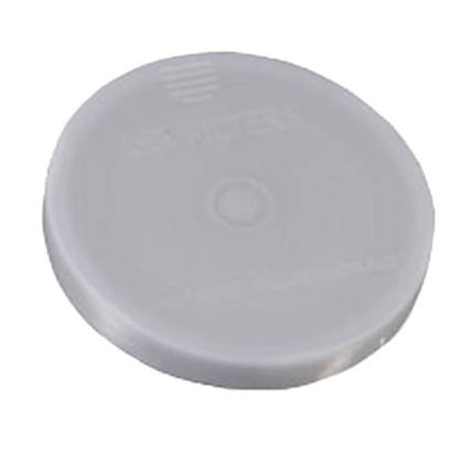 LEE Filters White Adapter Ring Caps - Pack of 3