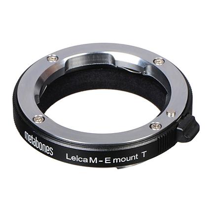 Metabones Leica M to E-mount/NEX (Black Matte)
