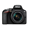 Nikon D3500 DX-Format DSLR Camera with Nikkor 18-55mm f/3.5-5.6G VR Lens