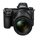 Nikon Z7 II Mirrorless Digital Camera with 24-70mm f/4 Lens