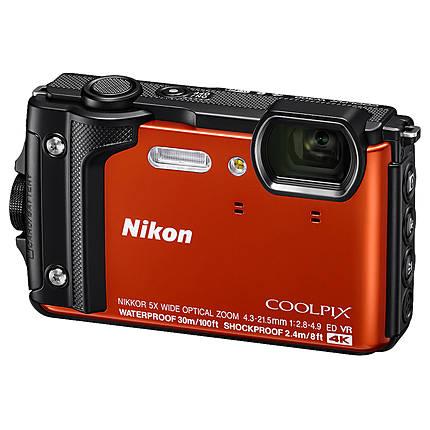 Nikon COOLPIX W300 Digital Camera (Orange)