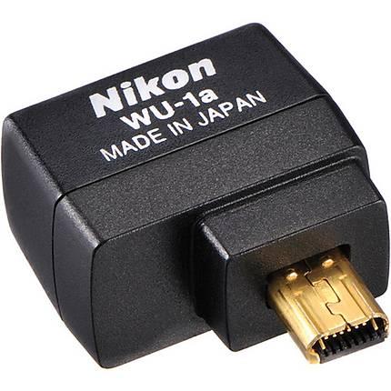 Nikon WU-1a Wireless Mobile Adapter for Select Nikon Cameras