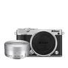 Nikon 1 J5 Mirrorless Digital Camera with 10-30mm Lens - Silver