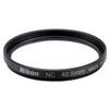 Nikon 40.5mm Screw-ON NC Filter