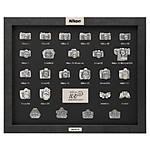 Nikon 100th Anniversary Edition Pin Collection