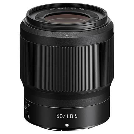 Nikon NIKKOR Z 50mm f/1.8 S Lens - for Z Series Cameras