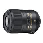 Nikon AF-S DX Micro Nikkor 85mm f/3.5G ED VR Medium Telephoto Lens - Black