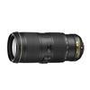 Nikon AF-S Nikkor 70-200mm f/4G ED VR Telephoto Zoom Lens - Black