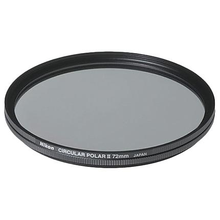 Nikon 72mm Circular Polarizing Filter II