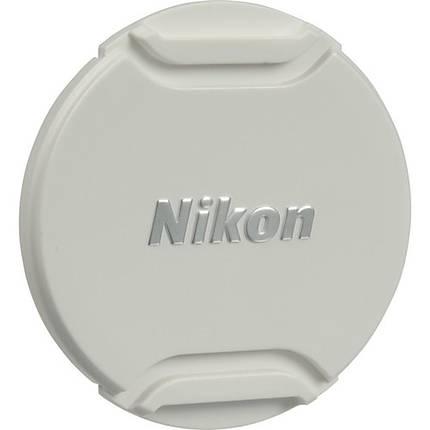 Nikon LC-N55 White Front Lens Cap for 1 NIKKOR 10-100mm