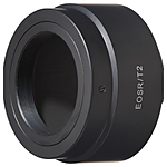Adapter T2 lens to Canon EOS-R