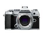 Olympus OM-D E-M5 Mark III Mirrorless Micro 4/3 Digital Camera Body - Silver