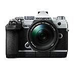 Olympus OM-D E-M5 Mark III Mirrorless Micro 4/3 Camera w/14-150mm (Silver)