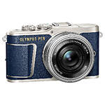 Olympus PEN E-PL9 Mirrorless Micro 4/3 Camera with 14-42mm Lens (Blue Denim)