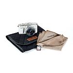 Olympus PEN E-PL10 Camera White w/14-42mm Lens, Case, Lens Cloth,  and  SD Card