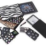 OP/TECH Smart Sleeve 770 Soft Pouch 7.7 x 10.0 Inch Dots