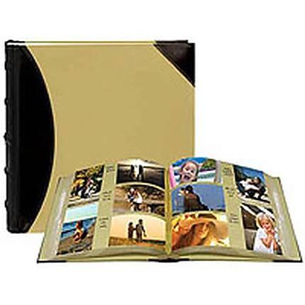 Pioneer 4 X 6 In High Capacity Photo Album 500 Photos Brown Beige