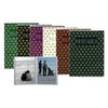Pioneer 4 x 6 In. Flexible Cover Compact Photo Album (36 Photos)-Multicolor
