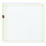 Pioneer 3.5 x 5.25 In. Full Size Memo Pocket Photo Album (300 Photos)-White