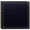Pioneer 4 x 6 In. Full Size Memo Pocket Photo Album (300 Photos) - Black