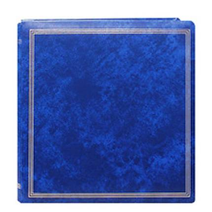 Pioneer 11.4 x 11.8 In. x-Pando Magnetic Photo Album (20 Pages) - Royal Blue